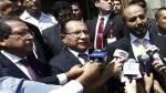 Pérez Guadalupe: Ley debe adaptarse para arrestar delincuentes - Noticias de fiscalia de la nacion