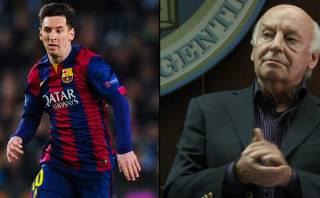 Eduardo Galeano: escritor que inventó la 'Teoría Lionel Messi'