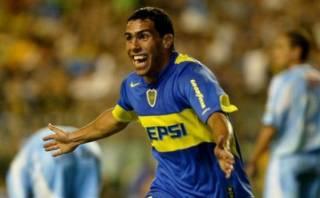 """Carlos Tevez: """"Me gustaría ser presidente de Boca Juniors"""""""