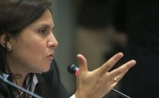 Pérez Tello no confirma citación al Congreso de Nadine Heredia