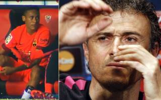 Luis Enrique no pasó por alto lo que hizo Neymar en el banco