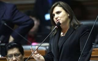 Pérez Tello sobre Nadine Heredia: Nadie tiene corona en el Perú