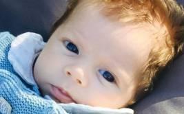 Shakira comparte tierna foto de Sasha, su segundo hijo