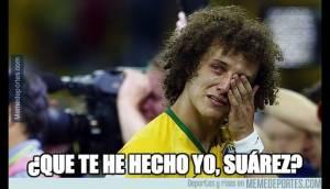 Luis Suárez, David Luiz y los memes tras triunfo del Barcelona