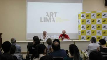 Conoce las charlas, conversatorios y expositores del Art Lima