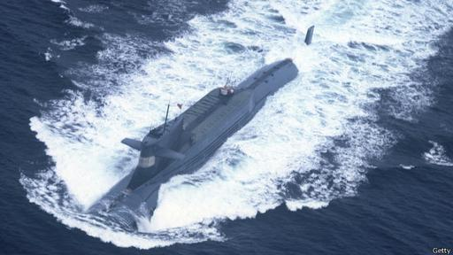 El gobierno paquistaní aprobó hace poco la compra de ocho submarinos chinos. No está claro si tienen capacidad de ser equipados con misiles nucleares.