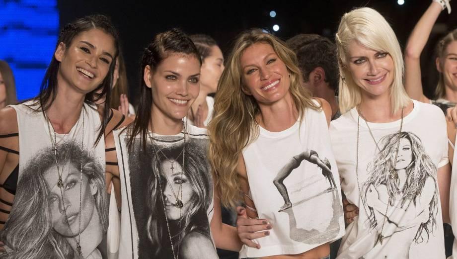 Gisele Bündchen: modelo se despide así de los desfiles