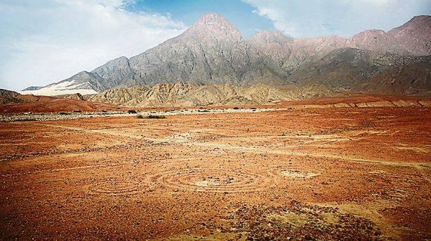 Ministerio de Cultura interviene tras destrucción de geoglifo