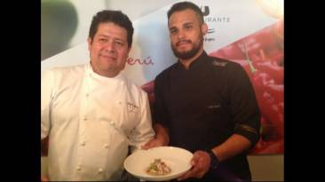 Perú brilla en España con sus estrellas Michelin