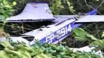 Vraem: avioneta boliviana fue intervenida en Satipo - Noticias de satipo