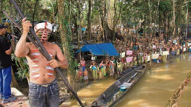 Nativos cuestionan proyecto de ley que amenaza sus tierras