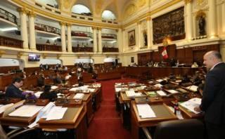 Congreso aprobó otros tres informes de la Megacomisión