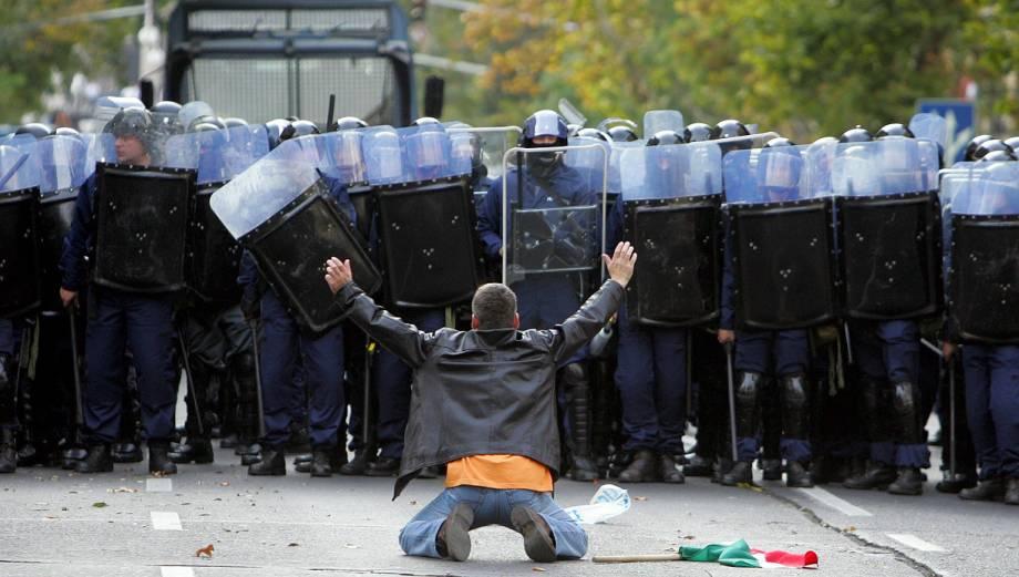 Yo contra el mundo: Las mejores fotos sobre protestas