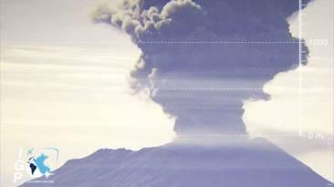 Volcán Ubinas: estas fueron las 3 explosiones de hoy [VIDEOS]