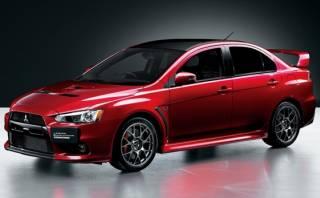 Mitsubishi lanza la versión final del Lancer Evo X