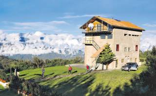 Huaraz: refugios en la hermosa montaña