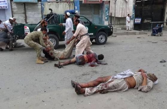 Estado Islámico mata a 34 en su primer ataque en Afganistán