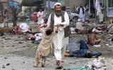 Estado Islámico mata a 33 en su primer ataque en Afganistán