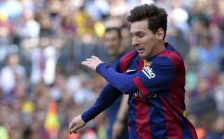 ¿Messi, eres tú? La increíble ocasión de gol que perdió el 10