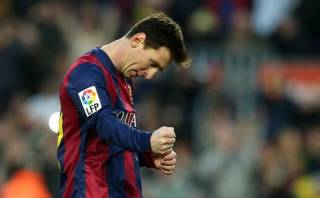 Messi le anotó a Valencia y llegó a los 400 goles con Barcelona