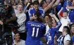Eden Hazard y el gol con el que Chelsea venció al Man. United