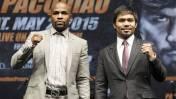 Mayweather vs. Pacquiao: canal 2 transmitirá la pelea en vivo