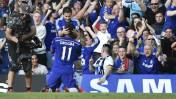 Chelsea venció 1-0 al Manchester United por la Premier League
