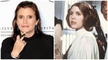 """Star Wars"": Carrie Fisher cuenta secretos de la princesa Leia"