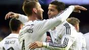 Real Madrid ganó 3-1 a Málaga en el Bernabéu por la Liga BBVA