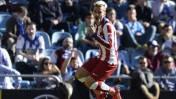 Atlético de Madrid: Antoine Griezmann marcó golazo de chalaca