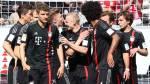 Bayern Múnich ganó y está a dos triunfos de ganar la Bundesliga - Noticias de bayern múnich