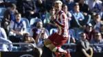 Atlético de Madrid: Antoine Griezmann marcó golazo de chalaca - Noticias de liga española