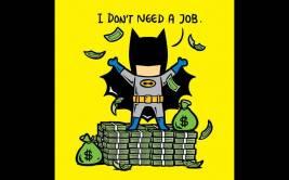 Facebook: ¿Cómo se ganan la vida los superhéroes? [FOTOS]
