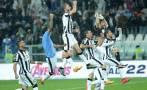 Juventus venció 2-0 a Lazio y tiene medio título de la Serie A