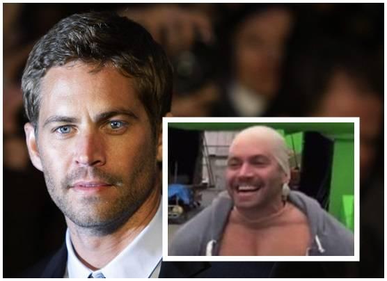 """""""Rápidos y furiosos"""": mira a Paul Walker imitando a Vin Diesel"""