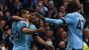 Manchester City venció 2-0 a West Ham United por Premier League
