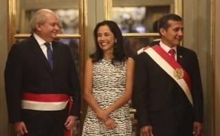 ¡Ahora, a concertar con Humala y Nadine!, por J. Paredes Castro