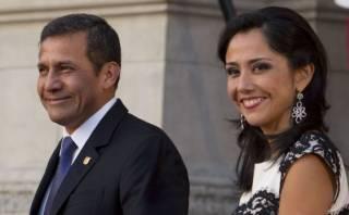 Aumenta aprobación de Ollanta Humala y Nadine Heredia