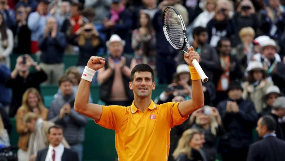 Novak Djokovic: las fotos del título del serbio en Montecarlo