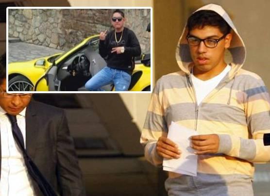 Caso Gerald Oropeza: hallan cadáver de presunto testigo clave