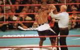 """Holyfield tras 18 años de mordida de Tyson: """"Lo he perdonado"""""""