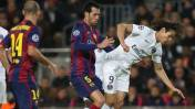 Barcelona vs. PSG: juegan por pase a semifinal de la Champions