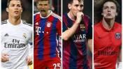 Champions League: programación de la semana rumbo a semifinales