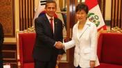 Perú y Corea del Sur firmaron cinco convenios de cooperación