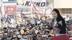 Fujimoristas viajaron a mitin con pasajes pagados por Congreso - Noticias de puno