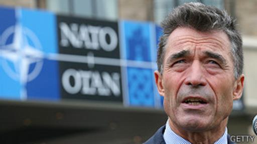 Anders Fogh Rasmussen piensa que entre menos se invierta en defensa, menos influencia internacional se tiene.