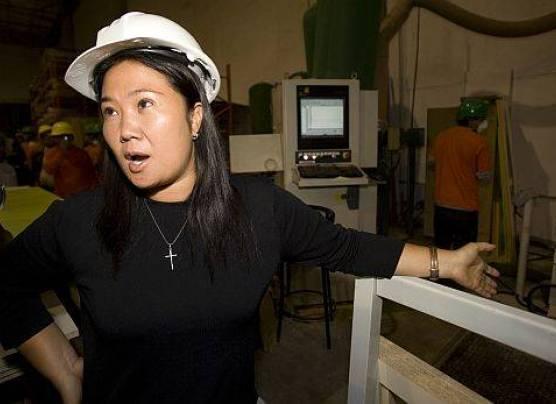 "Keiko Fujimori: ""Se pidió a legisladores devolver dinero"""