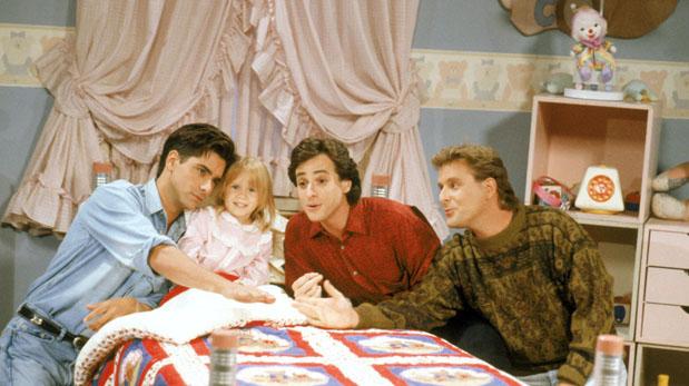 John Stamos, Bob Saget y Dave Coulier eran tres de los personajes estelares de la serie que llevó a la fama a las gemelas Olsen. (Foto: ABC/ Archivo)