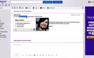 LinkedIn quiere mejorar la experiencia del usuario en Yahoo