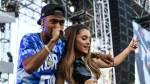 Ariana Grande y Big Sean: los momentos felices de la pareja - Noticias de